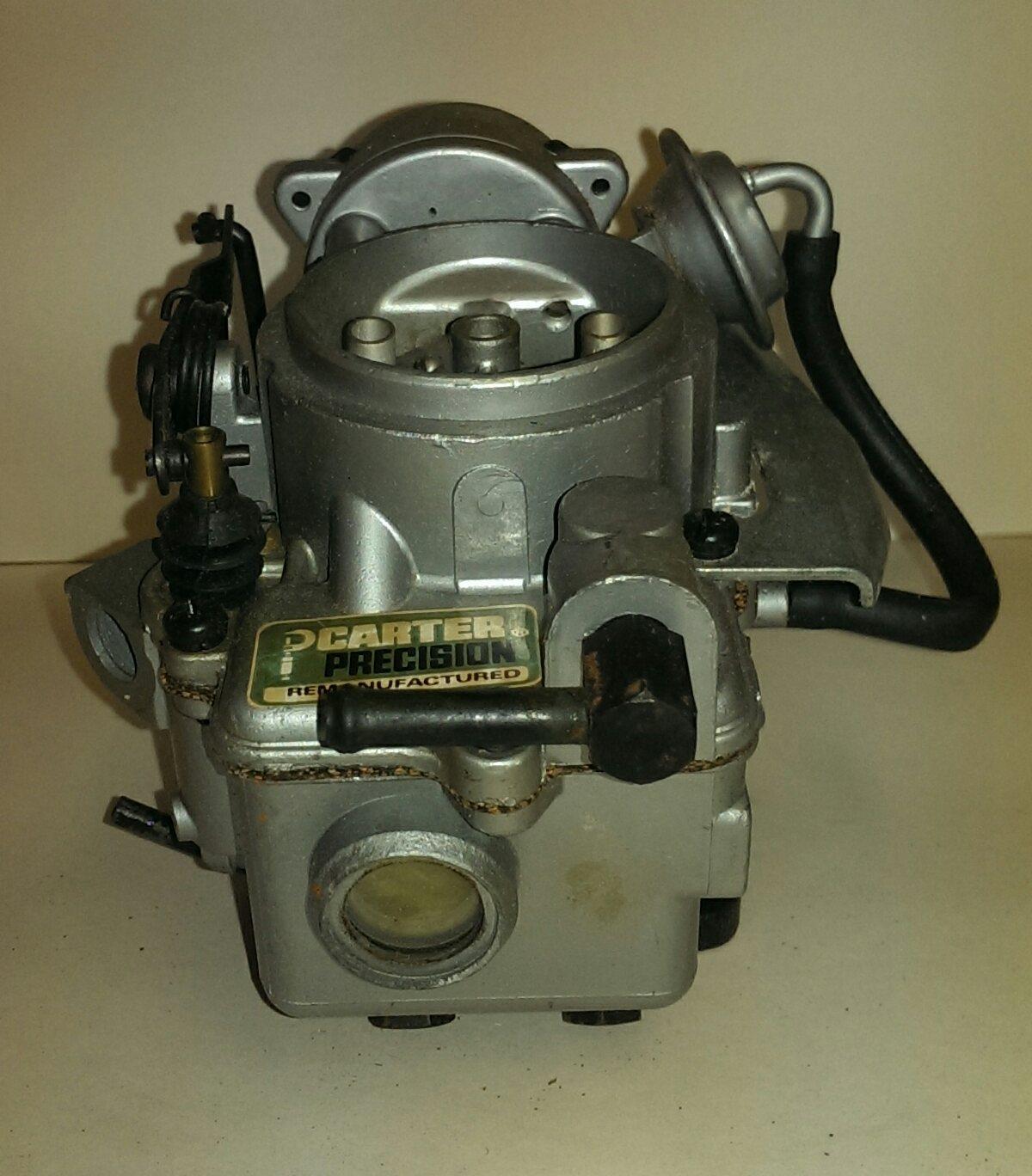 Vintage 1973 Datsun Rebuilt Carburet
