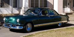 SOLD 1951 Kaiser Deluxe