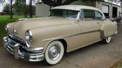 SOLD 1954 Pontiac Chieftain