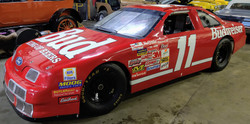 Bill Elliott 1993 Ford Thunderbird