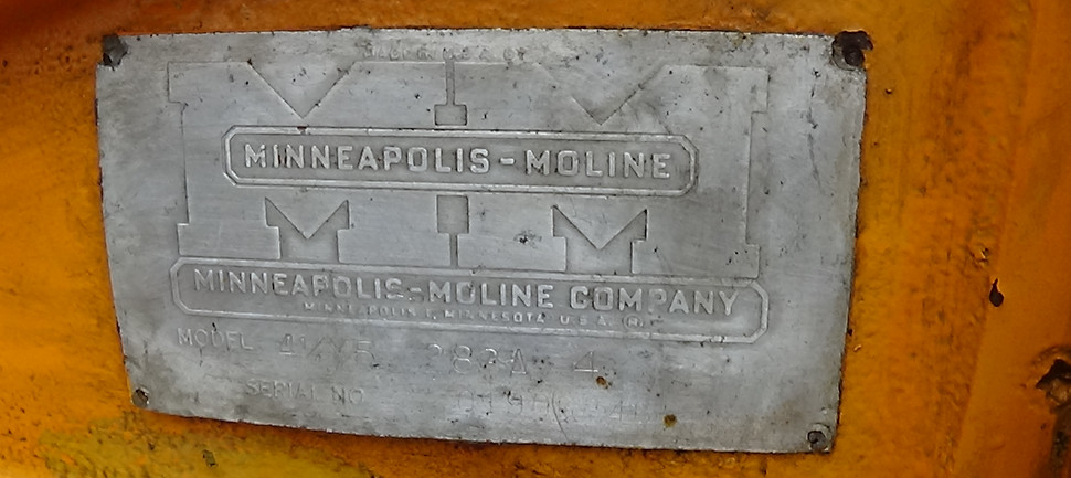 Minneapolis Moline