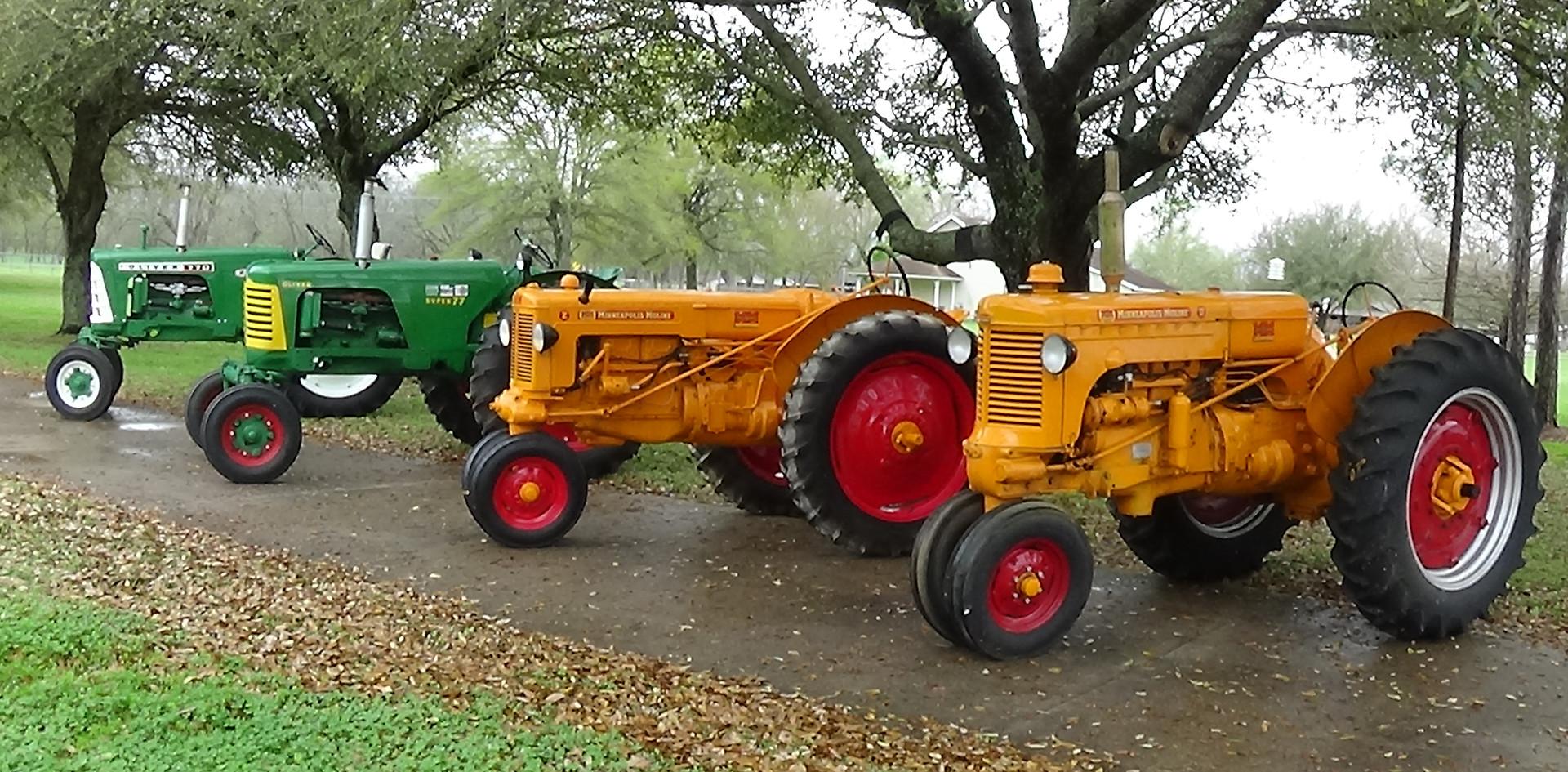 Collector Tractors One Left!