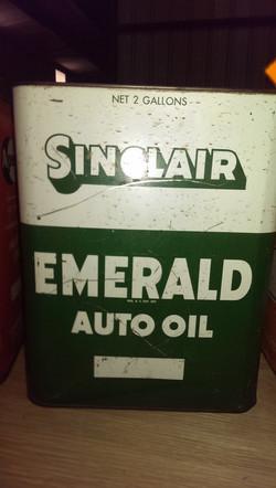 Oil Can Sinclair