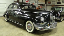 SOLD 1947 Packard Deluxe Clipper 8
