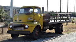 SOLD!! 1948 Ford F-5 COE Cabover - $8,500 (Kerrville)