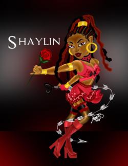 Shaylin BA Finale