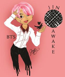 BTS Jin Awake 2016