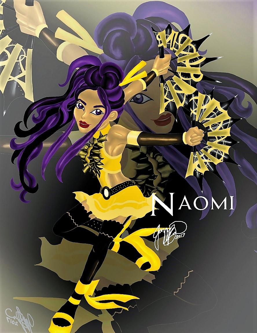 Naomi Background