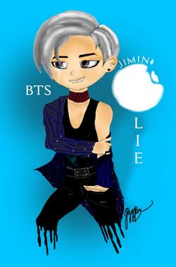BTS Jimin Lie 2016