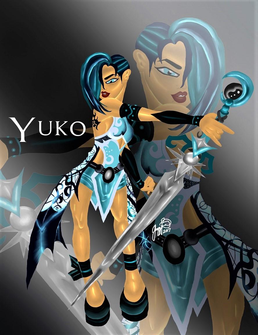 Yuko Background