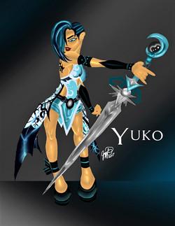Yuko BA Finale