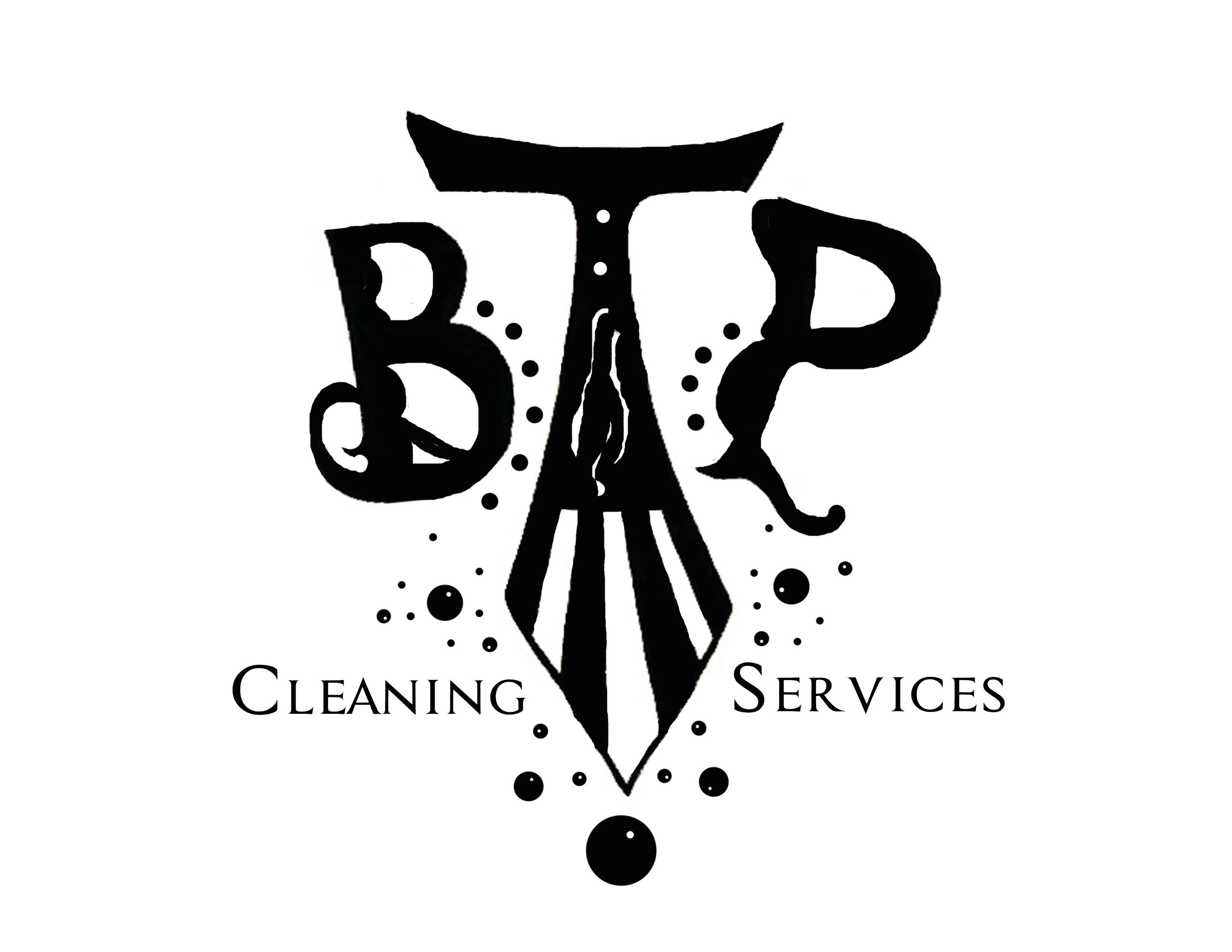 BTP Cleaning Services Logo 1_ 2016