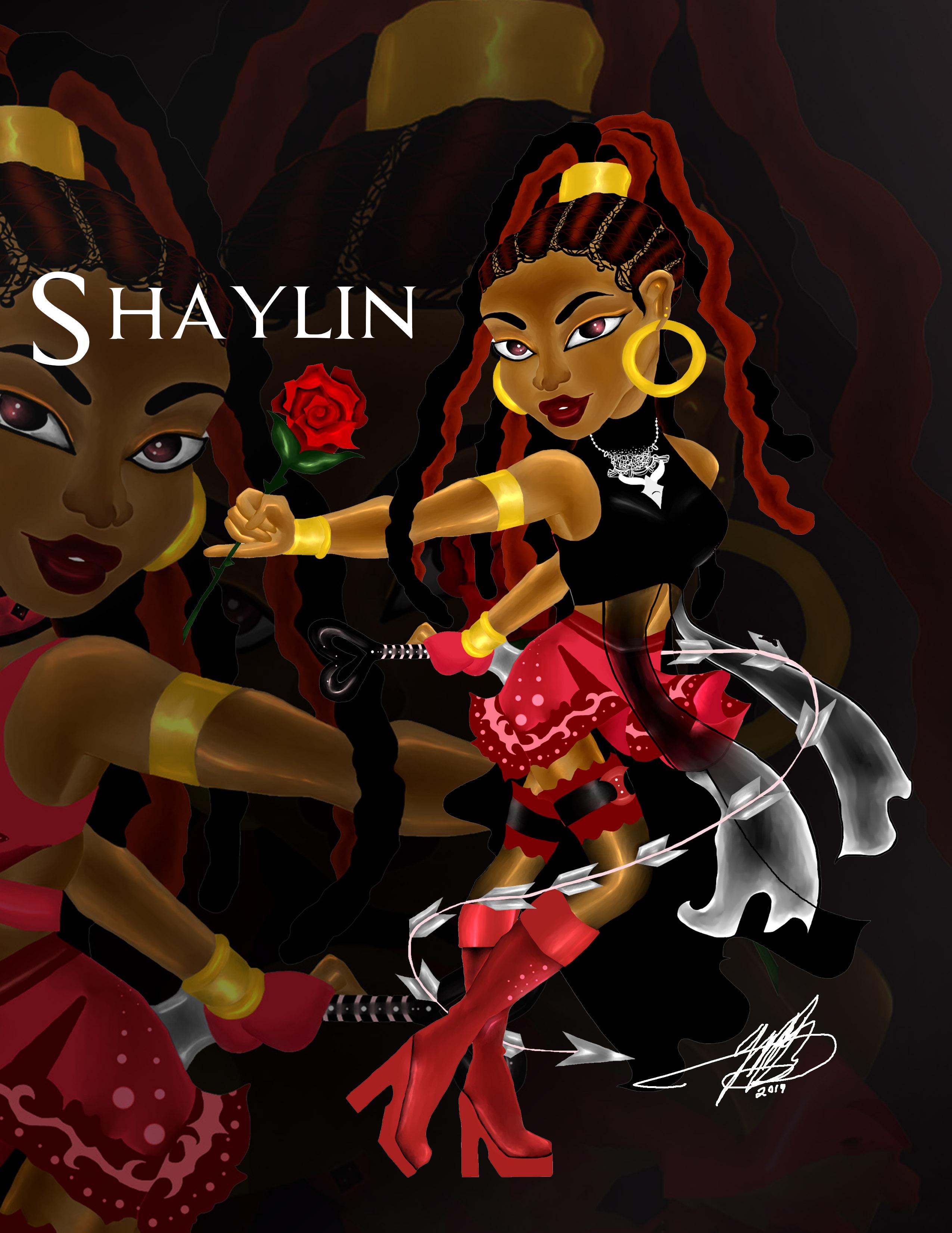Shaylin Villian FINALE