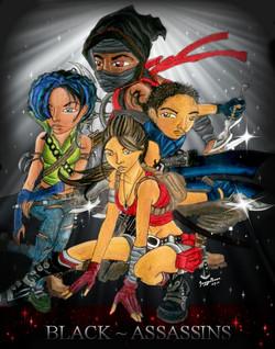 Black Assassns 2013