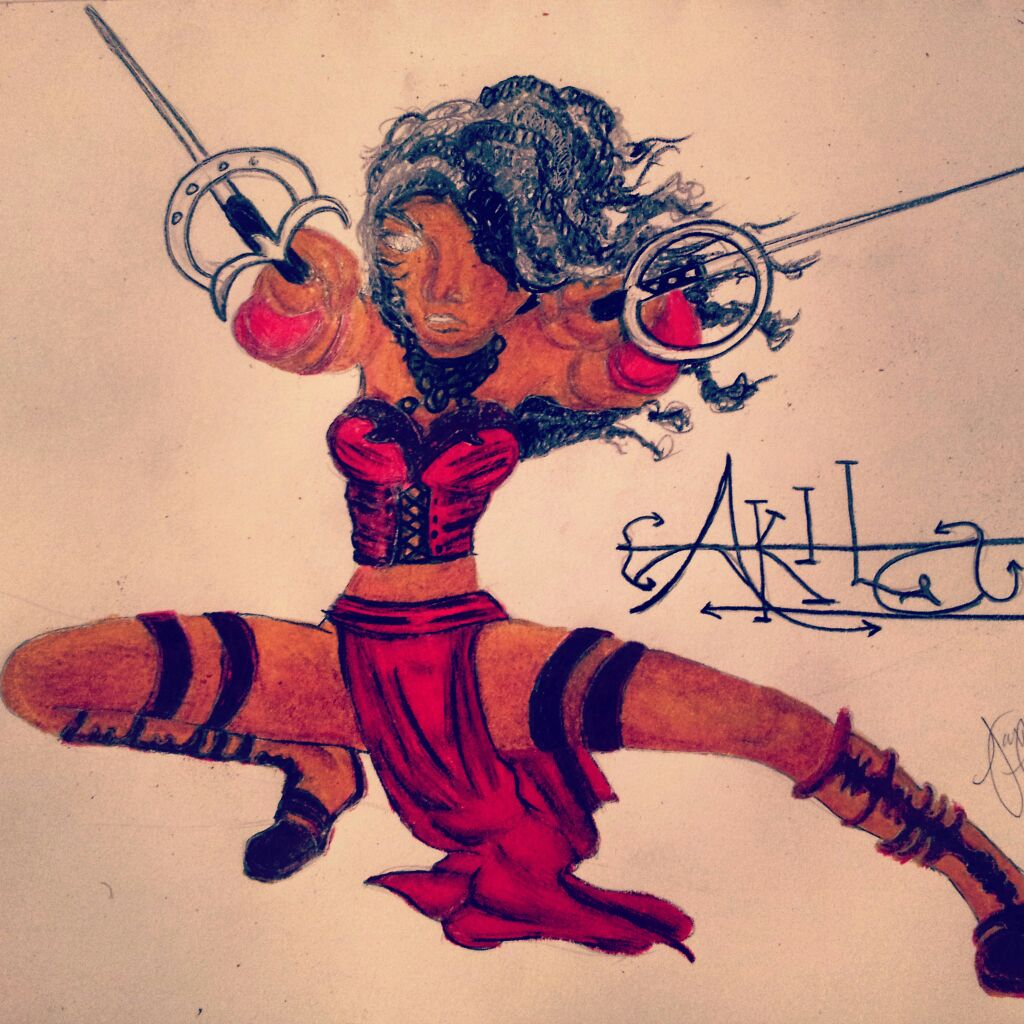Akila Sketch 2013