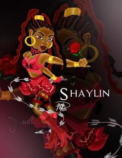 Shaylin Background