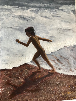 Felix by the sea