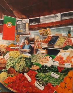 Olhao Indoor Market