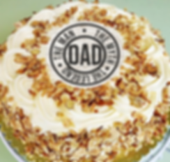 Father's Day - Burnt Almond Cake.png