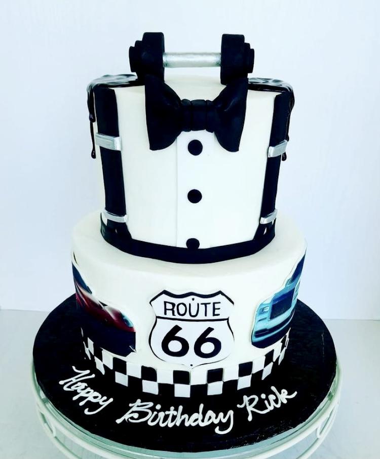 Birthday On Route 66
