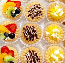 Dessert Tarts