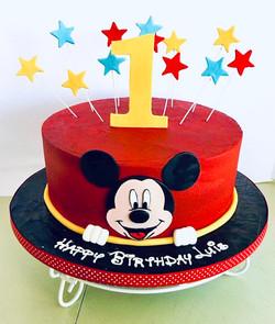 Micky Mouse Theme