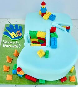 Hi5 Lego