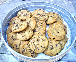 Bucket of Chocolate Chips