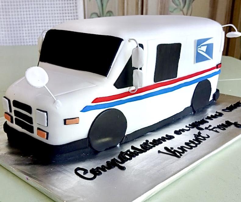 Postal Service Proud