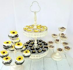 Sunflower Themed Desserts