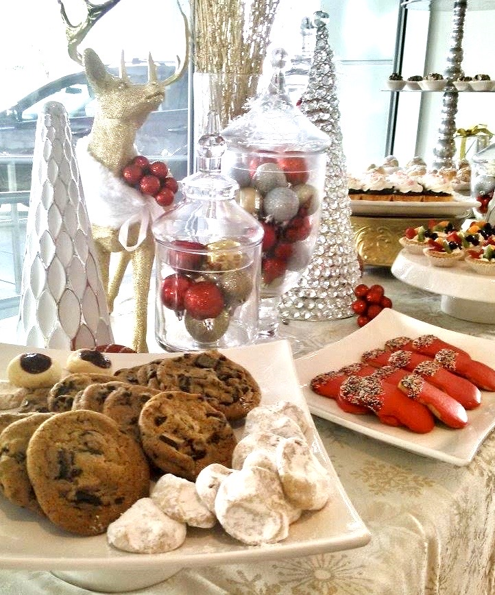 Holiday Dessert Bar