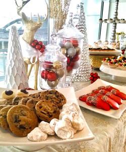 Holiday Dessert Bar