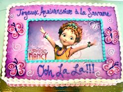 Fancy Nancy Ooh La La