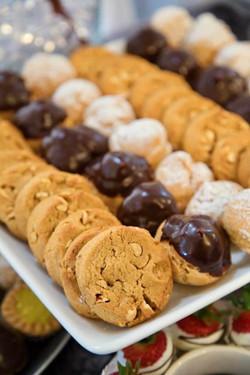 Sample Platter Desserts