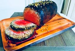 Steak For Dessert