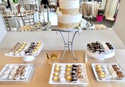 Wedding Simple Dessert Bites