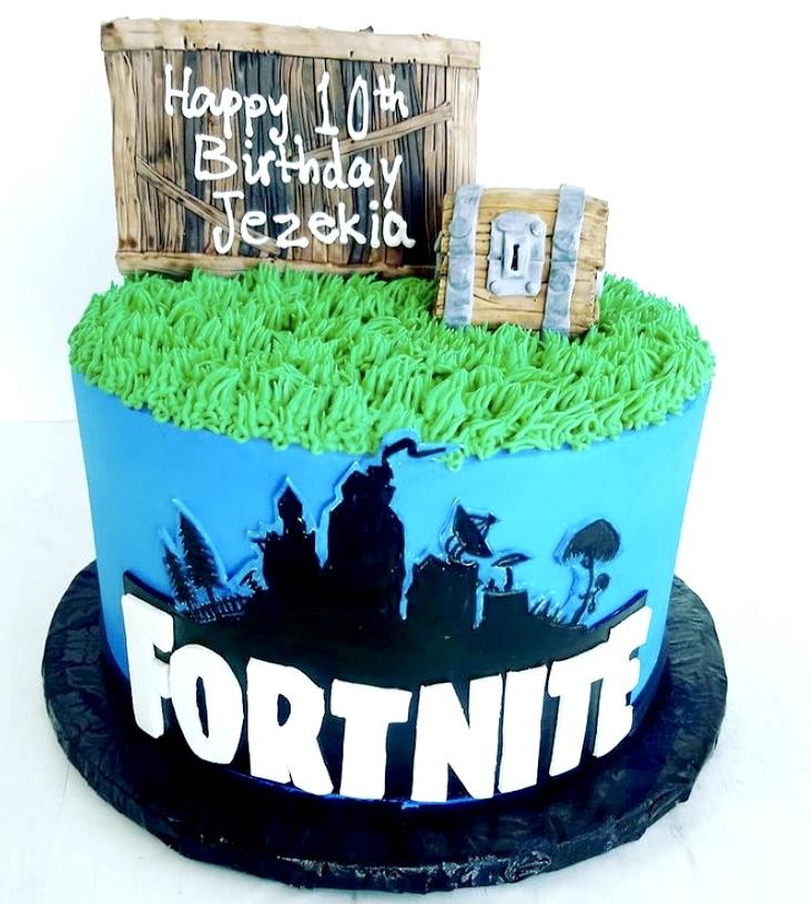 Fantastic Fortnite
