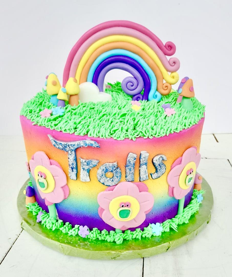 Trolls True Colors