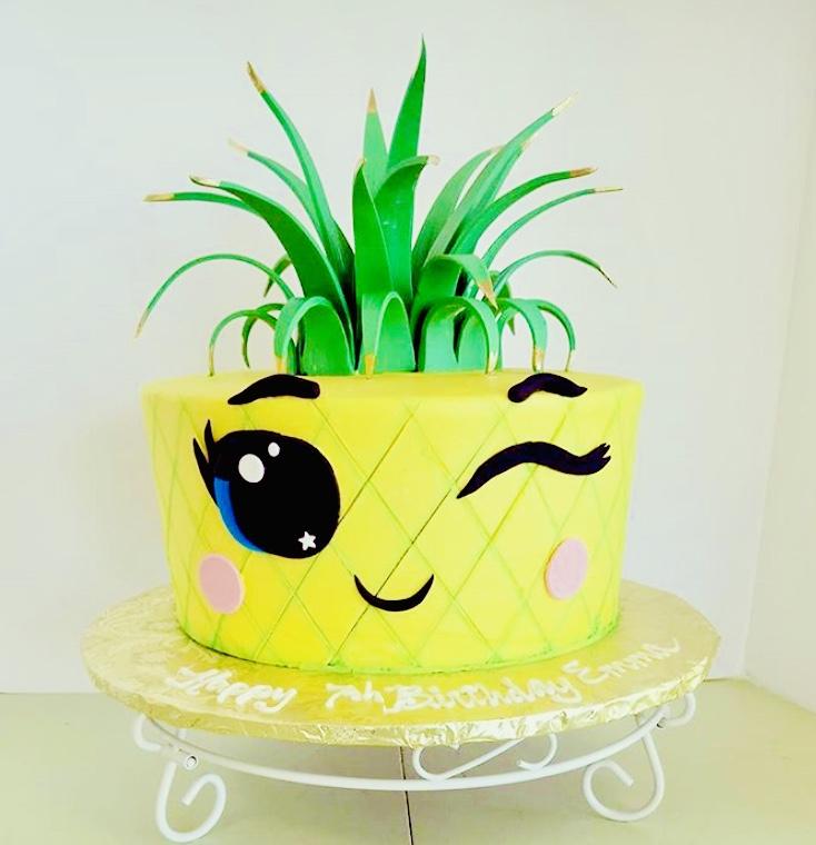 Pineapple Theme