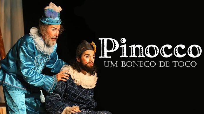 Pinocco - Um Boneco de Toco