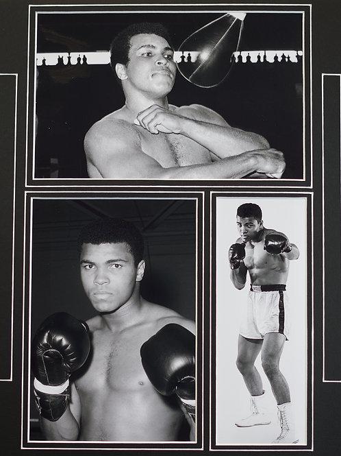 Muhammed Ali - Framed Print