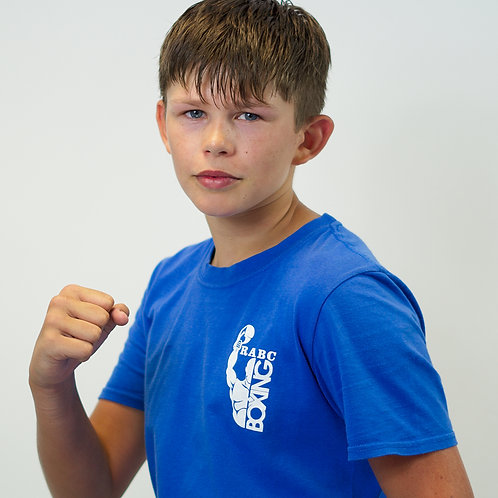 T-Shirt RABC Boxing Logo