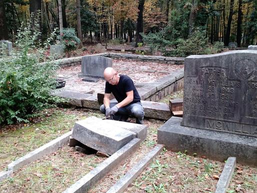 Help Sylvester Cemetery - Historic East Atlanta Cemetery Needs Volunteers