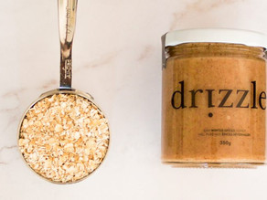 3 Recipes with Drizzle