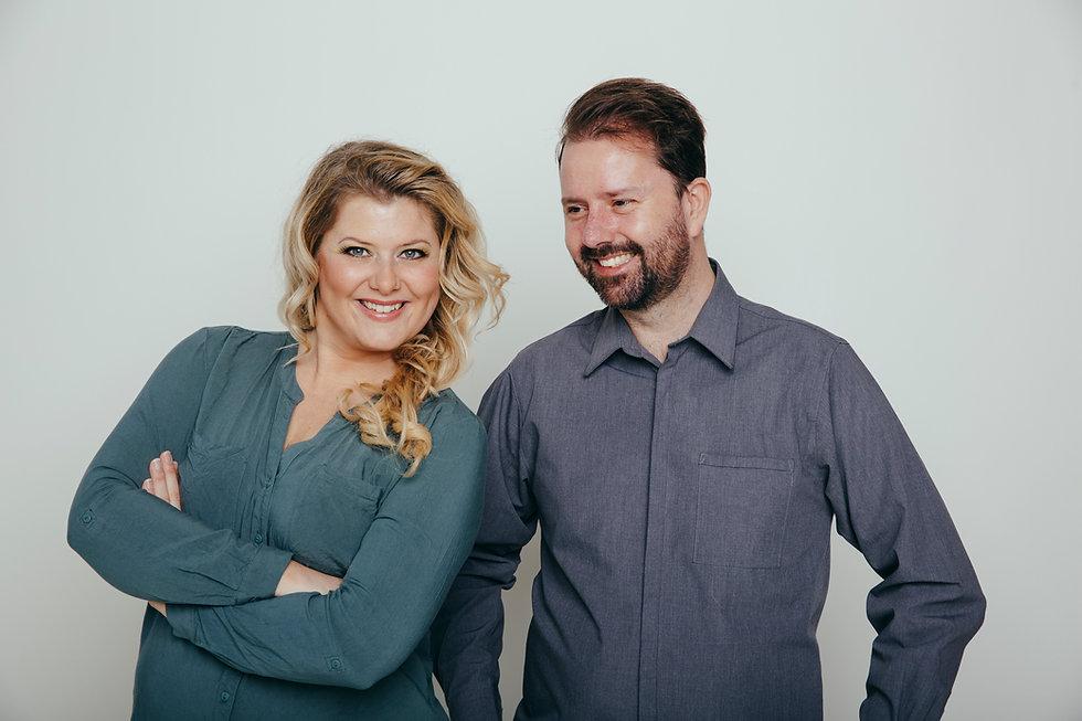 Luise Føns Haaber og Anders Føns Haaber