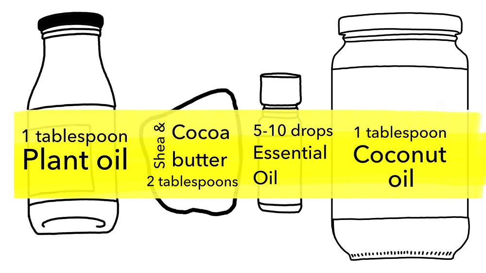 table spoon measurements of ingredients