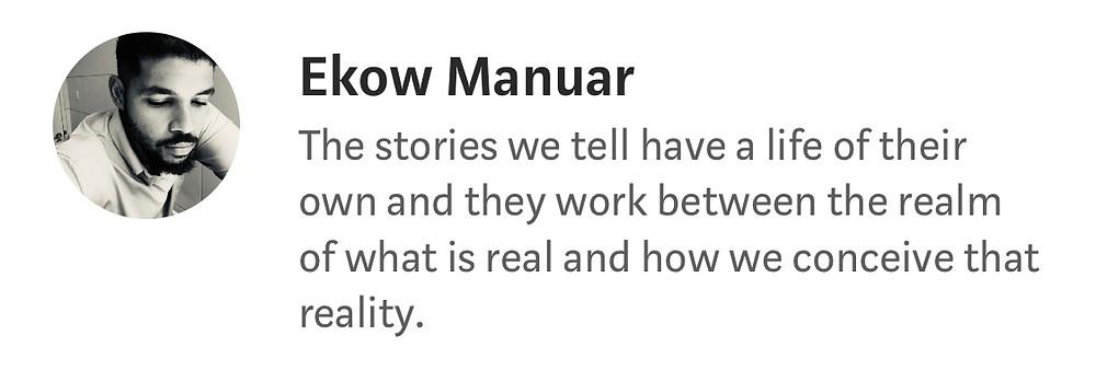 Ekow Manuar Medium