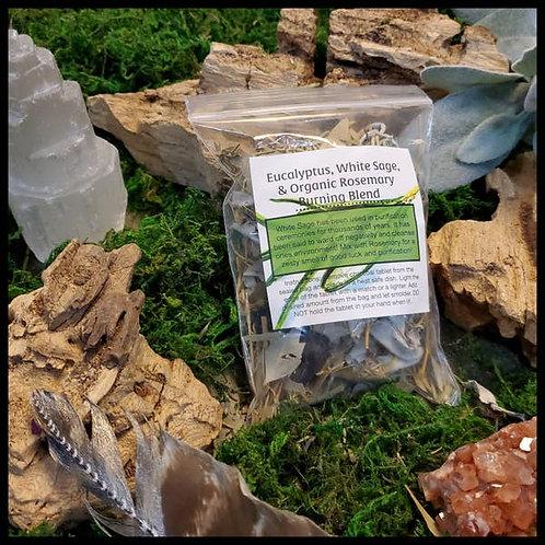 Eucalyptus, White Sage & Rosemary