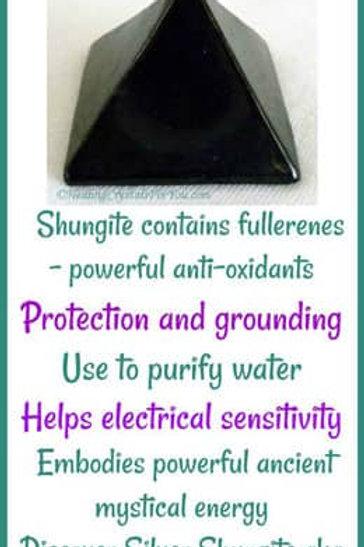 Shungite Stone