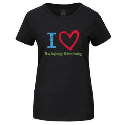 I Love New Beginnings T-Shirt